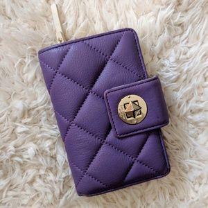 Kate Spade Adalita Wallet Carryall in Purple